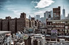 view from Manhattan Bridge (crybaby75) Tags: 2018 newyork2018 newyork usa america nyc canon 1300d canoneos1300d 1785 efs1785mm efs1785 efs1785isusm manhattan oneworldtradecenter chinatown photowalk photography building buildings