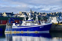B245 Daisy II - Fraserburgh Harbour - Aberdeenshire Scotland - 13/11/2018 (DanoAberdeen) Tags: danoaberdeen danophotography fraserburghscotland fraserburgh aberdeenscotland aberdeenshire trawlers trawlermen fishingtrawlers scottishtrawlers salmon haddock cod shellfish workboats tug northsea 2018 candid amateur autumn summer winter spring fraserburghharbour fish fishing fishingtown fishingport seafarers maritime whitefish whitefishport creels broch thebroch shipspotting shipspotters fishingboat northeast northeastscotland ship boat harbour lifeatsea shipbuilding marine northseafishing northseatrawlers b245 daisyii