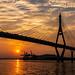 Bhumibol Bridge/ Bangkok