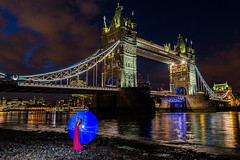 181005 9985 (steeljam) Tags: steeljam nikon d800 lightpainters london bridge magilight noc