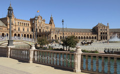 Plaza de España, Seville, Spain (geoff-inOz) Tags: plazadeespaña seville heritage building historic architecture españa andalusia spain goldenratio