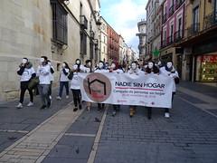 Flashmob Nadie Sin Hogar 2018 (13)