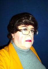 Hardass Female Boss (annad20061) Tags: brassy brunette goddess office domme