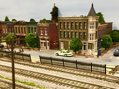 Worlds Greatest Hobby Schamburg Illinois 2019 . (Chicago Rail Head) Tags: 187scale smalltownblues hometown mainstreet