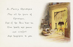 Merry Christmas card with a poem (Free Public Domain Illustrations by rawpixel) Tags: pdproject20 pdproject20batch44 pdproject22 phone por vector pdproject20batch44x antique art arts artwork card christmas comfort decor decoration dog drawing fireplace greeting greetings happiness happy health historic historical history holiday home house illustration merry merrychristmas message name newyear ornament ornamental painting peace pet poem poetry postcard poster print prints publicdomain retro season seasonal vintage xmas