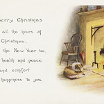 Merry Christmas card with a poem thumbnail