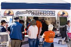 Coffee Van (Big Red Bash) Tags: australia queensland bigredbash bigreddune birdsville