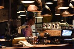 (MatveyKarmakov) Tags: nikon nikond810 d810 nikonrussia 50mmlens 50mm nikkorsauto1450mm nikkor oldlens manualfocus fx restaurant moscow food interier places details bar
