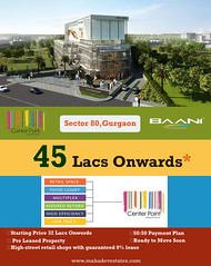 Baani-Centre-Point (rd.mahadevestates) Tags: baani centre point retail shops food court sector80 gurgaon