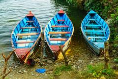 481_Pokhara_12 (andreavarju) Tags: 2018 annapurnasanctuary exploretrip nepal november sony autumn hike hiking mountains nature naturephotography sonyalpha sonyphotography travel travelphotography trekking landscape landscapephotography phewatal lake boats