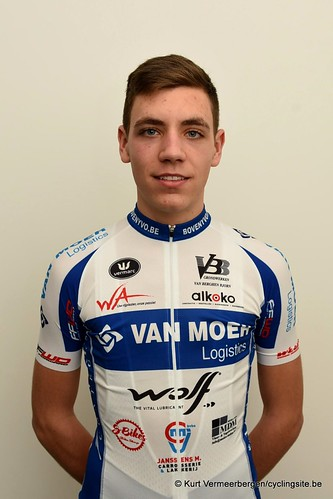 Van Moer Logistics Cycling Team (50)
