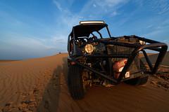 Off road (Nino La Corte) Tags: vehicle wheel carporn truck machine soil desert wreck industry road engine driver sand outofroad car landscape