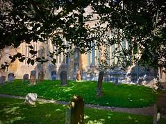 St James churchyard (kimbar/Thanks for 4 million views!) Tags: church stjames chippingcampden cotswolds village churchyard trees england
