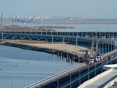 M1 20180928 45 (romananton) Tags: крымскиймост керченскиймост kerchstraitbridge crimeanbridge bridge мост стройка строительство крым construction constructing