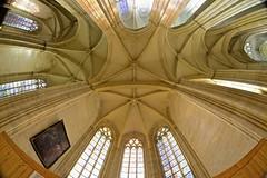 France 2018 - Nantes - La Cathédrale (philippebeenne) Tags: france nantes loireatlantique cathédrale cathedral church gothique médiéval grandangle nikon intérieur interior saintpaul saintpierre