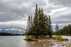 Two Jack Lake (The eclectic Oneironaut) Tags: 2018 6d hdr canada canon eos selected improvementdistrictno9 alberta canadá ca banff two jack lake