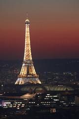 La Tour Eiffel et le Grand Palais (Julianoz Photographies) Tags: paris europe eiffeltower europa toureiffel legrandpalais grandpalais gustaveeiffel paysageurbain cityscape capitale city capital julianozphotographies nikonfr nikon