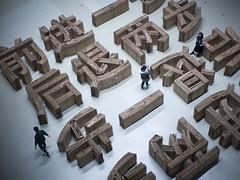 Cardboard, Shanghai Power Station of Art, 2018 (ARROWSMITH) Tags: rupert arrowsmith leica shanghai biennale cardboard mandarin china chinese gallery powerstation