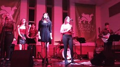 I Feel the Earth Move, by Carole King, performed by Griffin School House Band
