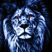 Blue Lion Artwork