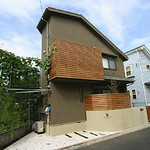 自然素材の小振りな住まい「江戸Styleの家」(デザイナーの自宅兼モデルハウス)の写真