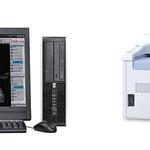 クリニック向けデジタル画像診断システムの写真