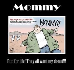 Michael Moore (Mel_DJ) Tags: michaelmoore cartoon politics meme greed
