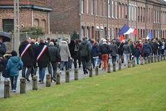 Cérémonie du 100ème anniversaire de l'Armistice (Mairie de Carvin) Tags: commémoration centenaire premièreguerremondiale novembre 2018 défilé weekend