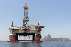 RiO&G de Janeiro (andersonlnova) Tags: drilling semisub ss amazonia rio de janeiro og platform