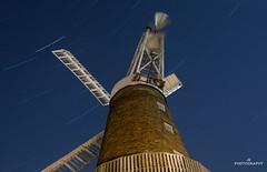 Whissendine Star Trails (JohnS87) Tags: photography trail star rutland windmill whissendine