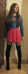 Halloween 2018 Supergirly (MissMajaRyan) Tags: supergirl costume cosplay