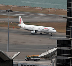 Cathay Dragon / Airbus A321-231 / B-HTI (vic_206) Tags: cathaydragon airbusa321231 bhti hkg