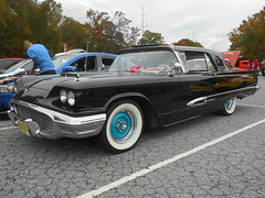 1959 Ford Thunderbird (splattergraphics) Tags: 1959 ford thunderbird carshow beersgears delawarepark wilmingtonde