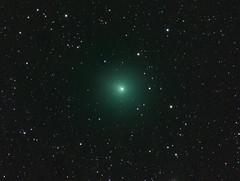 Periodic Comet 46P/Wirtanen (9 Dec 18) (northern_nights) Tags: periodiccomet46pwirtanen comet46p comet astrophoto stars vail arizona astrometrydotnet:id=nova3090191 astrometrydotnet:status=solved