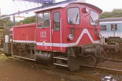 DB 332218-7 (bobbyblack51) Tags: db class 332 gmeinder b diesel shunter 3322187 kof 11218 bw koln deutz 2001