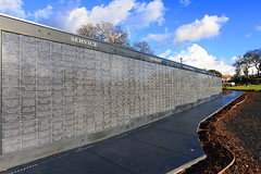 Wall_of_Honor_01 (DonBantumPhotography.com) Tags: landscapes wall wallofhonor service courage heroism orovillecalifornia wwi wwii koreanwar vietnamwar honor glory veterans military donbantumcom donbantumphotographycom