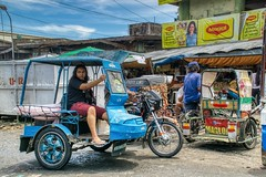 Ready to Go (Beegee49) Tags: street market tricycle filipina sony a6000 happyplanet bacolod city philippines asia asiafavorites