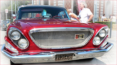 Chrysler, Rétrofolies de Spa, Belgium (claude lina) Tags: claudelina belgium belgique belgië spa rétrofolies rétrofolies2018spa auto voiture car véhicule oldcar vieillevoiture