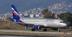 Aeroflot / Airbus A320-214 / VP-BET (vic_206) Tags: aeroflot airbusa320214 vpbet bcn lebl