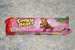 Cookie Bear Hundreds and Thousands (Like_the_Grand_Canyon) Tags: new zealand neuseeland kiwi christchurch food essen meal nz december 2018 vacation travel holiday