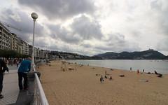 Setembre_0050 (Joanbrebo) Tags: sansebastián donostia guipúzcoa españa canoneos80d eosd efs1018mmf4556isstm autofocus playa platja beach laconcha contactgroups