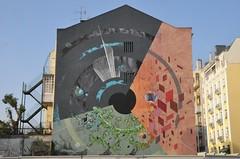 Lisboa - street art (jaime.silva) Tags: lisboa lisbon lisbonne lissabon lisszabon lisbona lisabona lisabon lissaboni lissabonin lisabonos lisabonas lizbon lizbona lizbonska portugal portugalia portugalsko portugália portugalija portugali portugale portugalska portugalsk portogallo portúgal portugāle painting paint spraypaint spraypainting muralpainting spray mural art arte arts arteurbana artepublica urban urbanart streetart streetartist wall wallart