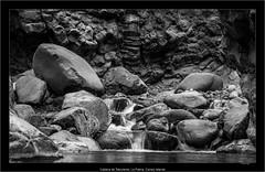 Caldera de Taburiente, La Palma, Canary Islands (Dierk Topp) Tags: a7rii a7rm2 bw calderadetaburiente ilce7rii ilce7rm2 sonya7rii canaryislands islascanarias lapalma monochrom nature roques sw sony sonyfe2470f4zaoss water