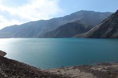 Una vista Maravillosa (Croizze) Tags: dam embalseelyeso embalse represa santiago santiagodechile canoneost6