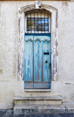 Doors of Marseille No. 7 (TablinumCarlson) Tags: europa europe frankreich france marseille sud südfrankreich bouchesdurhône provencealpescôte d'azur provence côte golfe du lion leurope méditerranée mediterranean mittelmeer leica dlux 6 tür door gate eingang portal entry street photography blue blau