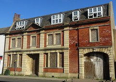 [67905] Gainsborough : Friendship Hotel (Budby) Tags: gainsborough lincolnshire pub publichouse 20thcentury