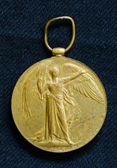 Sjt W.B. Griffin 18111, 3 Can. Inf. [British War Medal - The Great War for Civilisation 1914 - 1919] (Vintage Pix) Tags: sergeant wbgriffin 18111 3 can inf 3rd canadian infantry british war medal 19141919