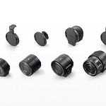 レンズスタイルカメラ商品群の写真