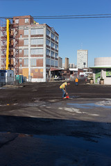 Steelcote Loft Construction (pasa47) Tags: 2018 november fall stlouis missouri unitedstates us autumn canon 6d 40mmpancakelens mo stl stlouiscity cityofstlouis centralcorridor centralstlouis midtown