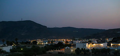 Kefalos by night (KPPG) Tags: kos night island greece griechenland bucht bay mediterraneansea mittelmeer ägäis aegean